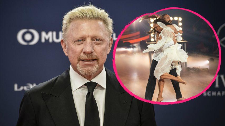 """Boris """"sehr stolz"""" auf Ex Barbara Becker bei """"Let's Dance""""!"""