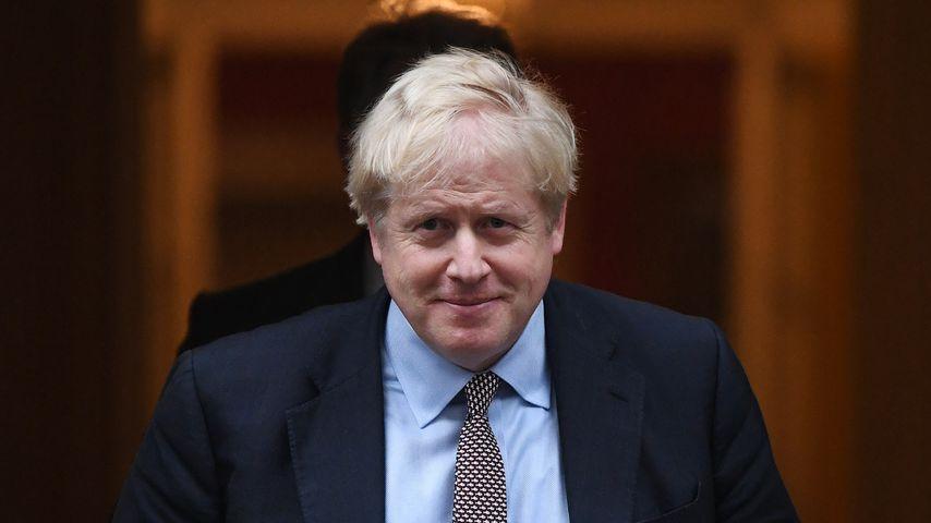 Boris Johnson, britische Premier