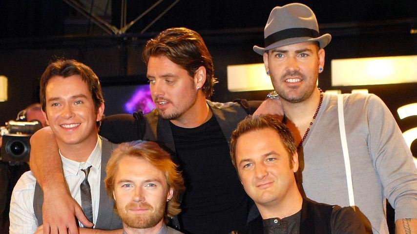 Boyzone, irische Boyband