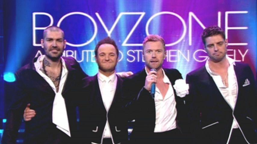 Noch ein letztes Album: Boyzone trennen sich endgültig!