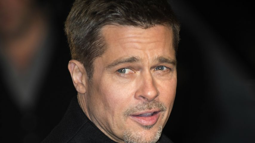 Unglaublich: Ließ Brad Pitt seine sterbende Oma im Stich?