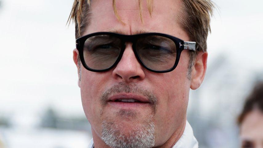 Überwachungsvideo beweist: Brad Pitt war nicht gewalttätig!