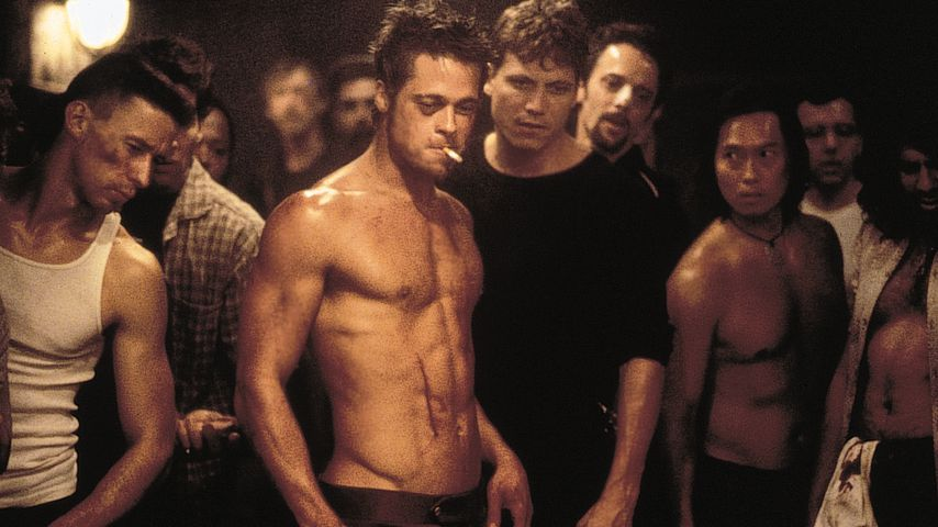 "Brad Pitt im Film ""Fight Club"""