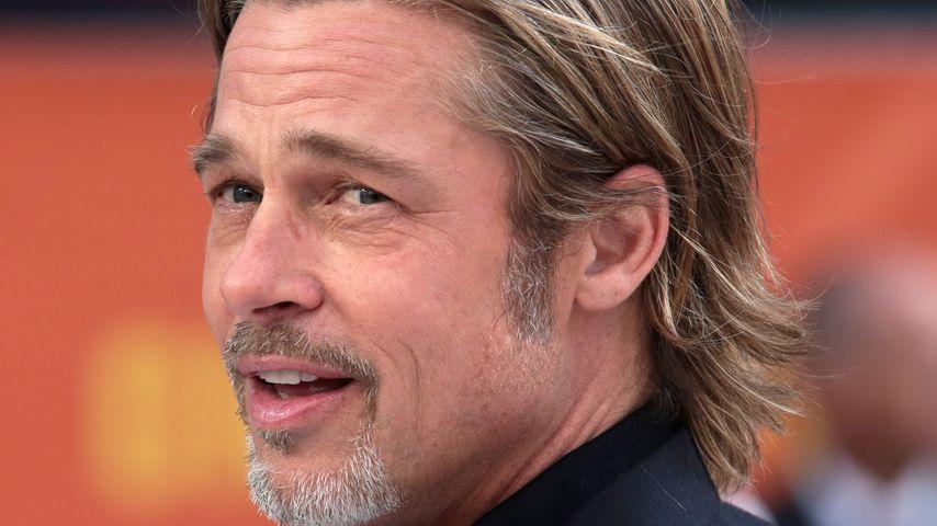 Brad Pitt im Juli 2019 in London