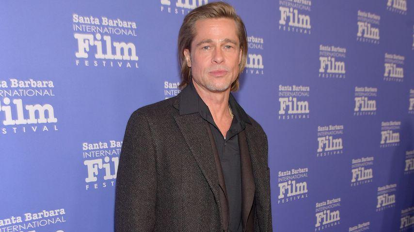 Brad Pitt schwärmt: So gut läuft es bei dem Schauspieler!