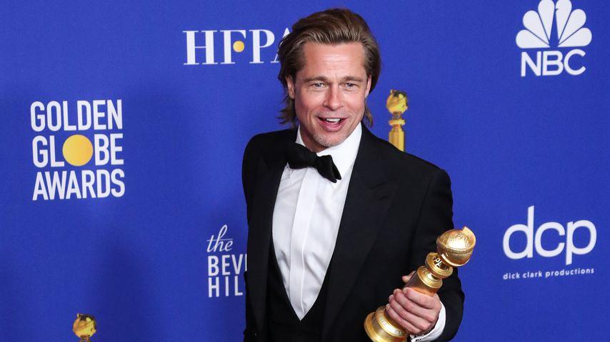Brad Pitt, Januar 2020