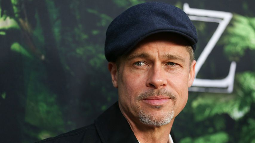 "Brad Pitt bei der Premiere von ""The Lost City Of Z"""