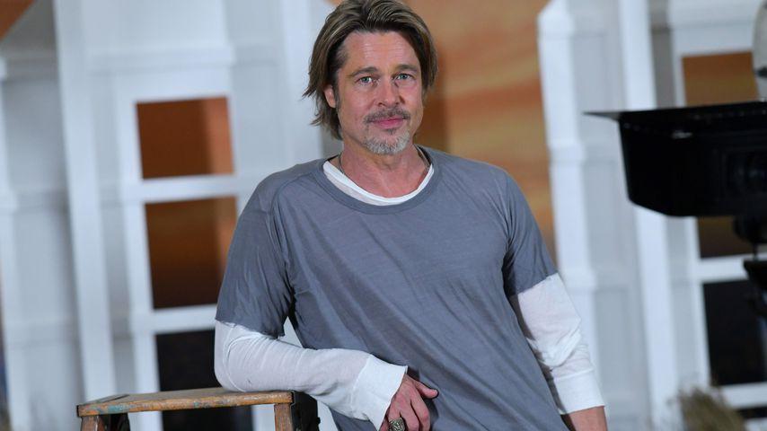 Brad Pitt im Juli 2019