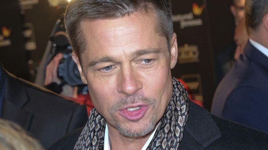 Brad Pitt: Keine neue Beziehung, bis die Scheidung durch ist
