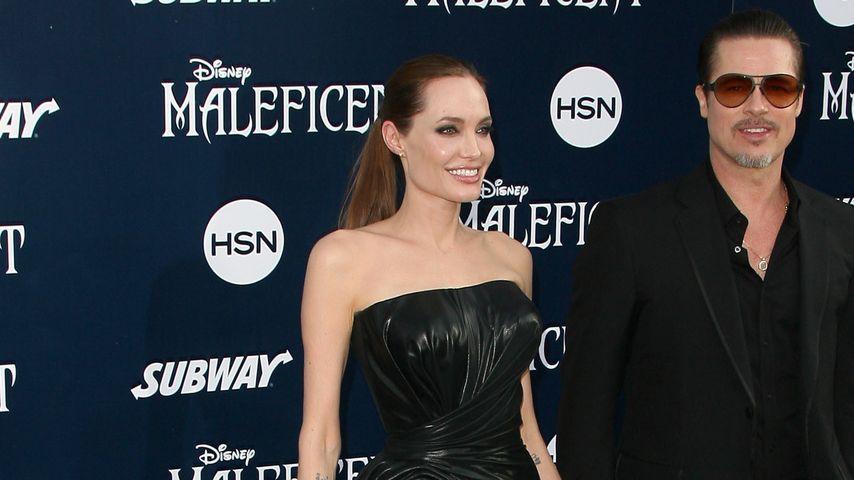 Angelina Jolie: Die ganze Familie kam zur Premiere
