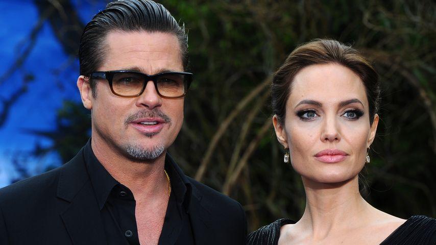 Seitenhieb gegen Brad? Angelinas 1. Auftritt nach Trennung