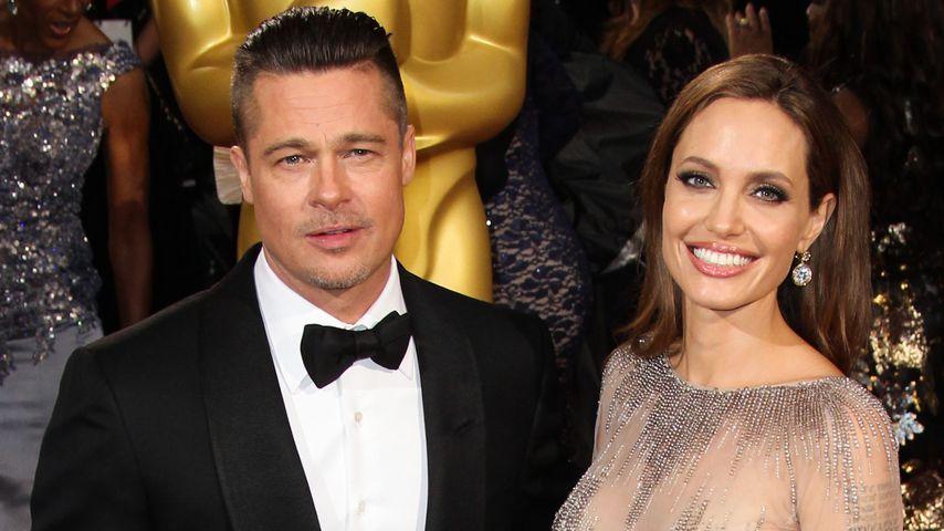 Weingeschäft mit Brad: Angelina Jolie steigt per Gericht aus