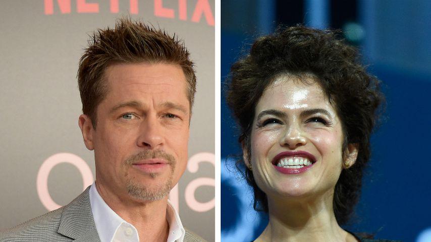 Dates mit Milliardär: Alles aus bei Brad Pitt & seiner Neri?