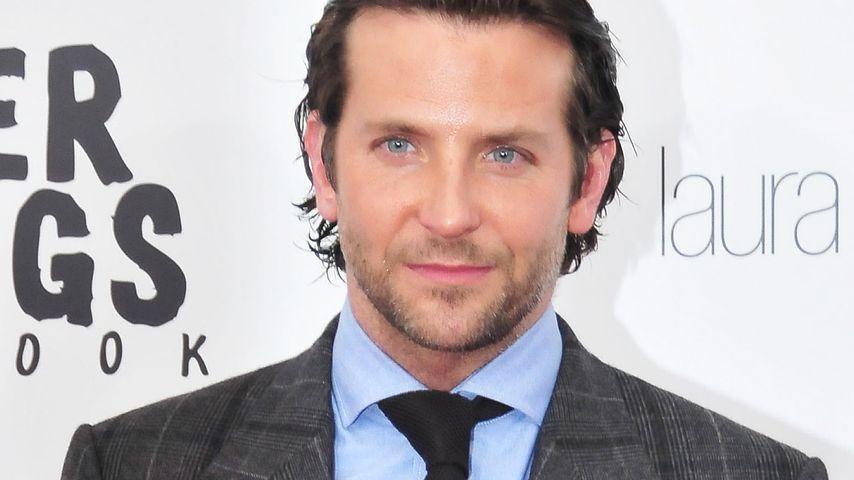 Bradley Cooper: Von Magenverstimmung niedergerafft