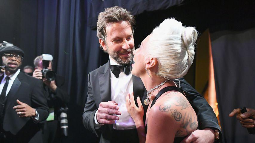 Bradley Cooper und Lady Gaga im Februar 2019