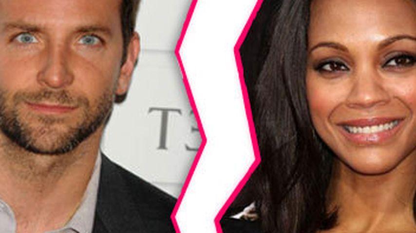 Bradley Cooper & Zoe Saldana: Ist schon alles aus?
