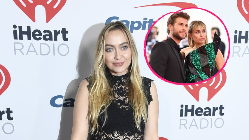 Thematisiert Brandi Cyrus mit Post Miley & Liams Trennung?