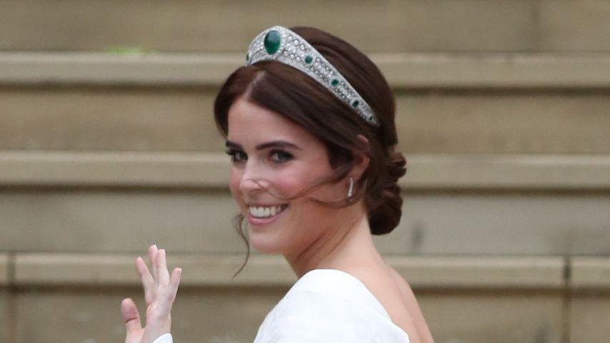 Prinzessin Eugenies Hochzeitskleid: Ihr seid begeistert!