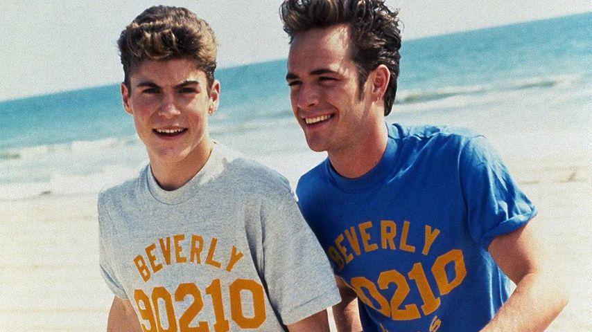 Brian Austin Green und Luke Perry