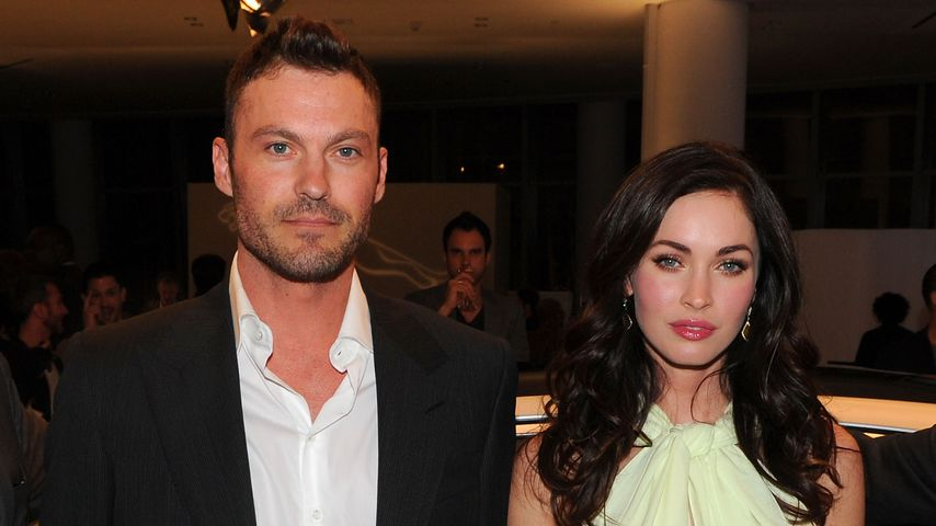 Brian Austin Greens Liebes-Aus: Das sagt seine Ex Megan Fox!