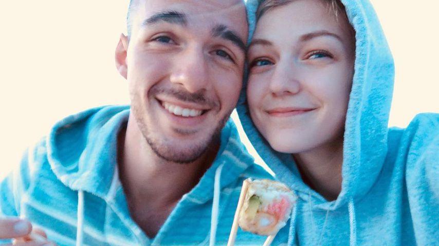 Brian Laundrie und Gabby Petito