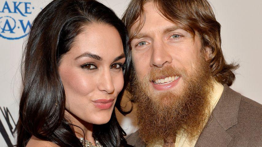 Brie Bella und Daniel Bryan