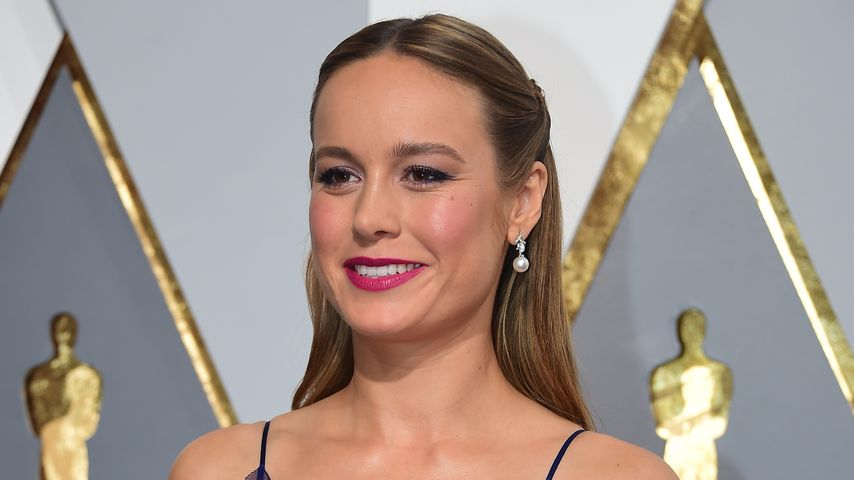 Brie Larson bei den Oscars 2016