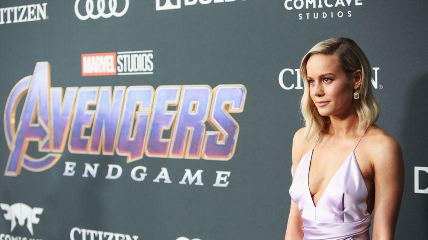 """Brie Larson bei der """"Avengers: Endgame""""-Premiere am 23. April 2019"""