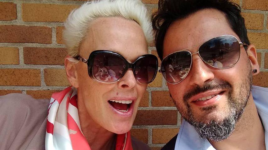 Brigitte Nielsen und Ehemann Mattia Dessi