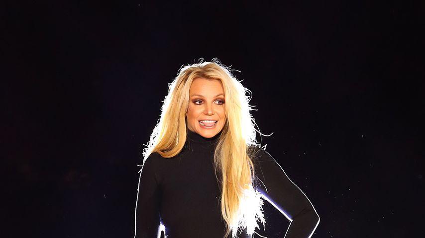 Britney Spears bei einem Auftritt im November 2018