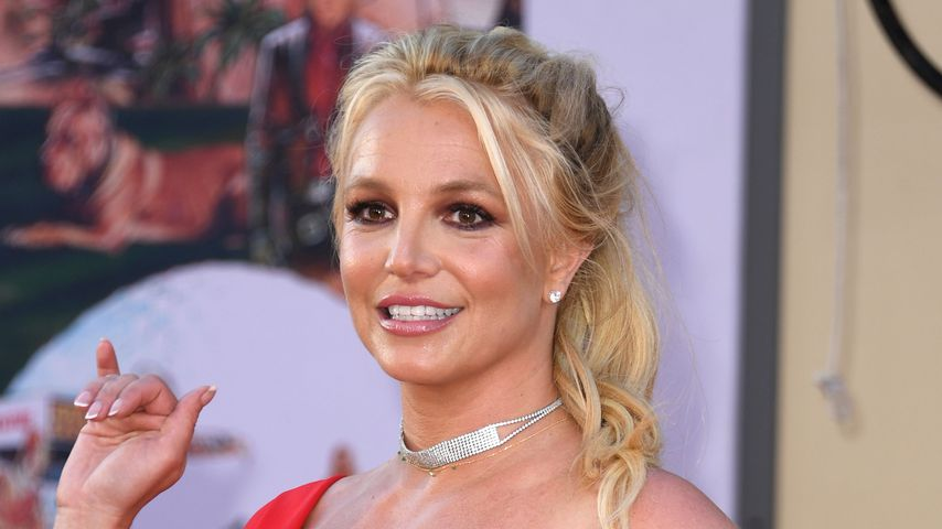 """Britney Spears bei der Premiere von """"Once Upon a Time in Hollywood"""" in Los Angeles"""