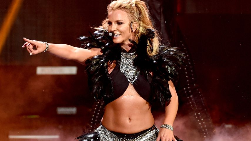 Konzert-Comeback von Britney Spears: Star-Auflauf in London!