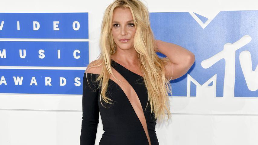 Britney Spears bei den MTV VMAs in NYC im August 2016