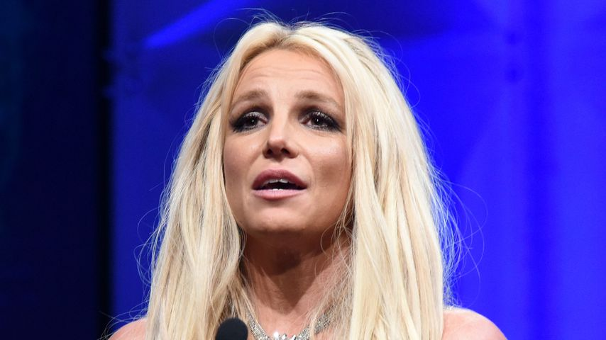Britney Spears bei den Vanguard Awards
