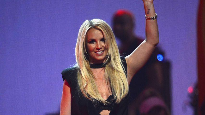 Britney Spears im September 2013