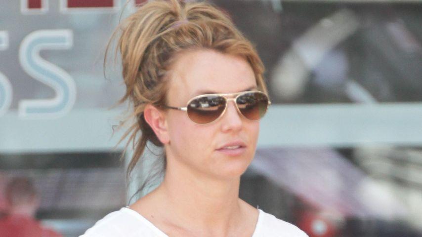Cellulite adé: Britney Spears' ideale Muskel-Beine