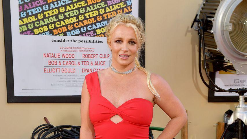 Britney Spears im Juli 2019