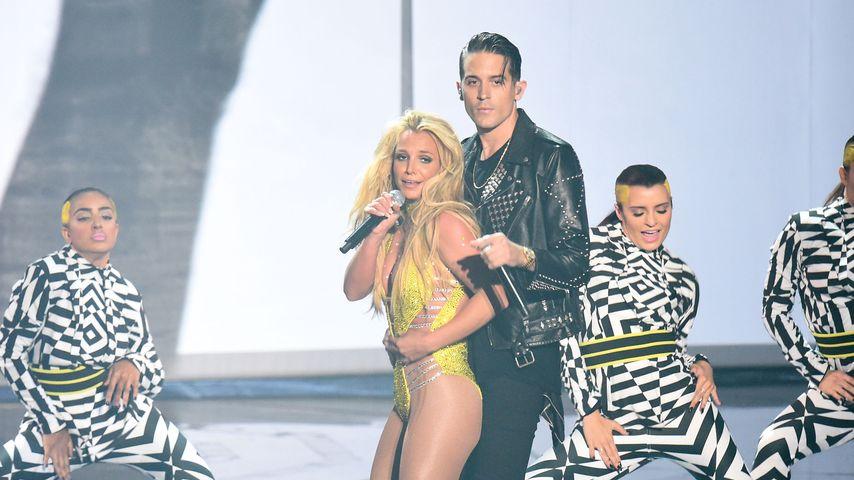 Penis-Grabscher bei VMAs: Heiße Ludershow von Britney Spears