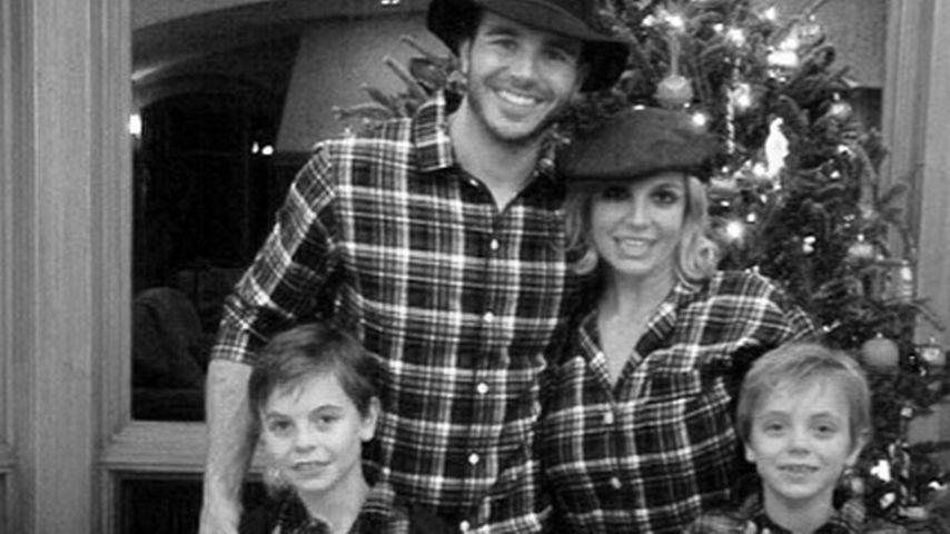 Britney Spears: Karierte Weihnachts-Grüße zum Fest