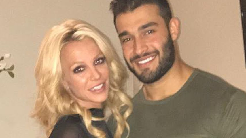Britney Spears' Freund Sam verrät: So lief das Kennenlernen