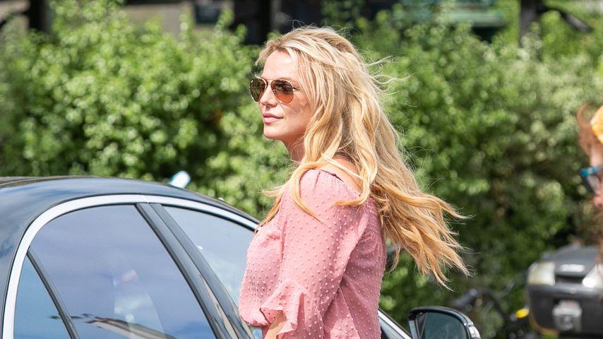 Endlich: Britney Spears hat Psycho-Klinik wieder verlassen