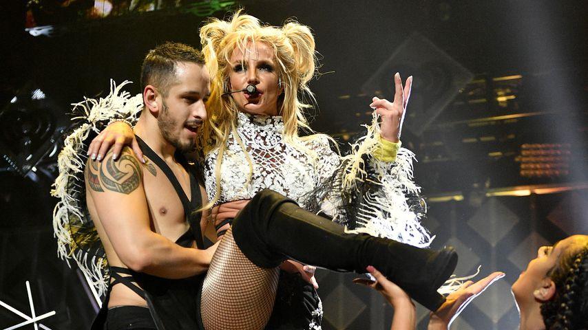 Britney Spears in Los Angeles, Dezember 2016