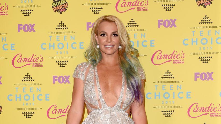 Britney Spears im August 2015