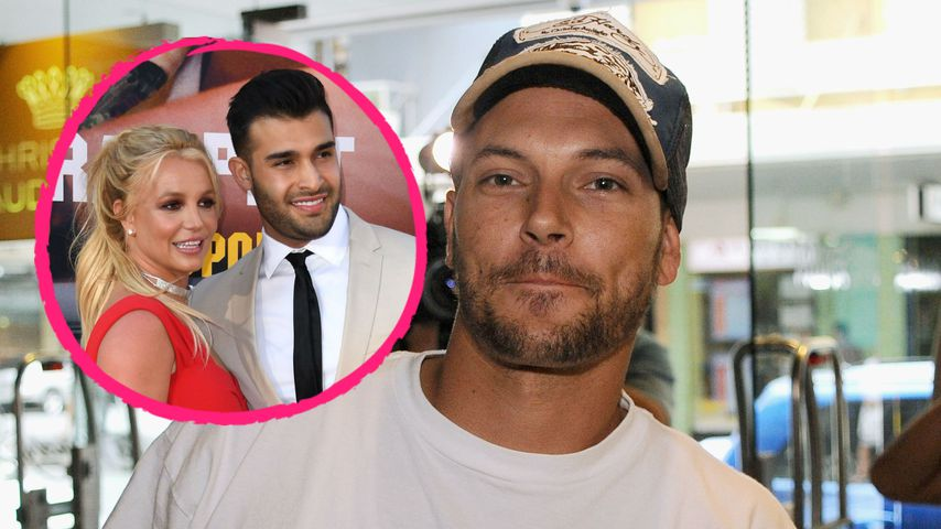 Was hält Ex Kevin Federline von Britneys Lover Sam Asghari?