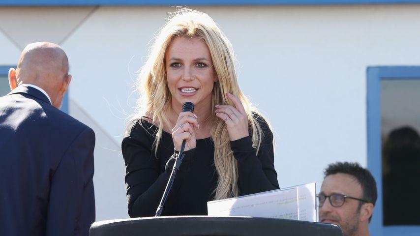 Britney Spears in Las Vegas, 2014