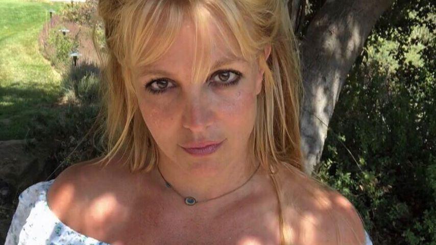 Britney Spears im August 2020