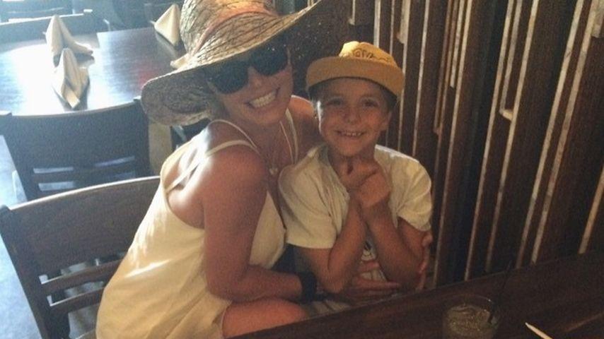 Nach Liebes-Aus: Britney Spears kann wieder lachen