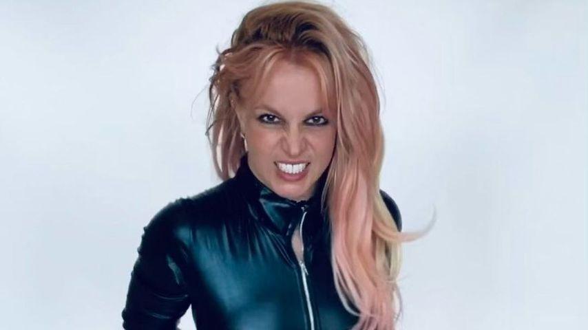 Britney Spears im Mai 2021
