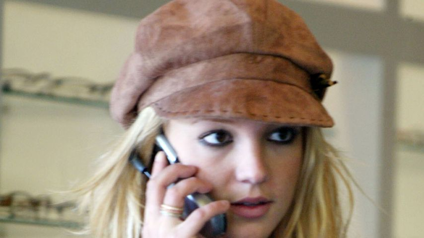 Britney Spears im Jahr 2003