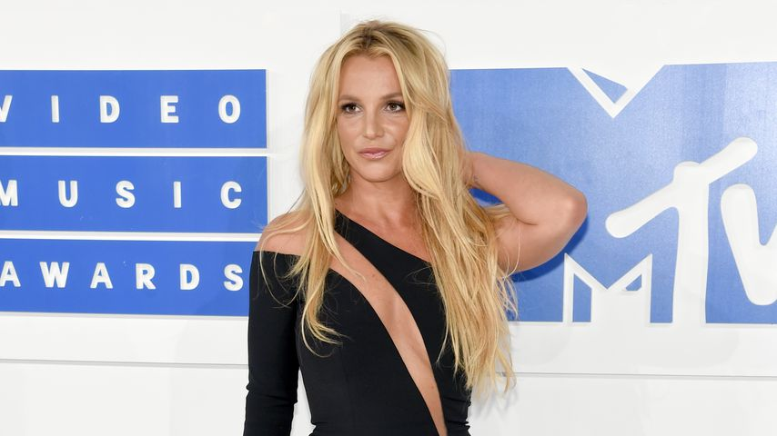 Britney Spears, US-Sängerin